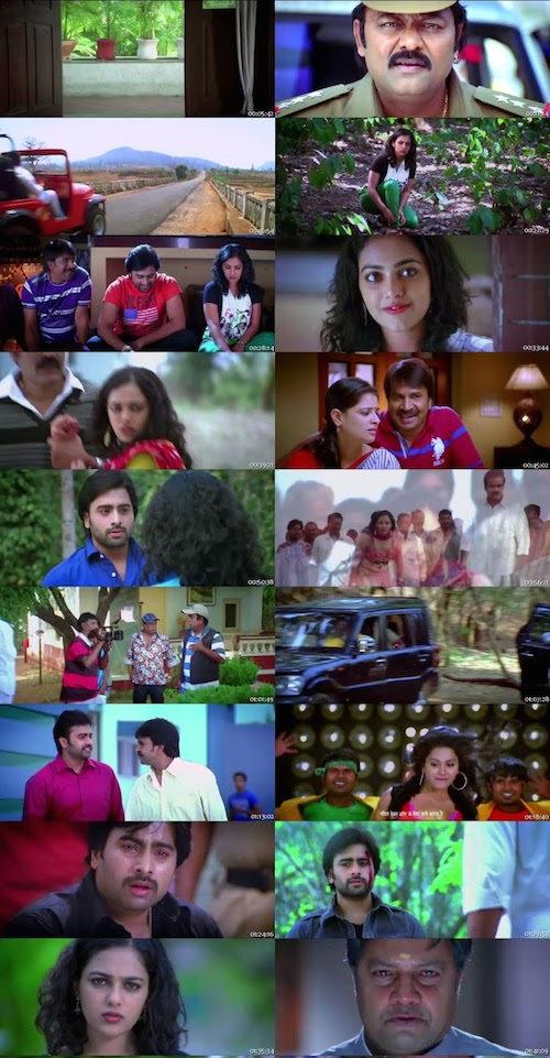 Aur Ek Dushman Hindi Dubbed WEB HDRip 480p 300MB
