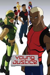 La joven Liga de la Justicia Temporada 1
