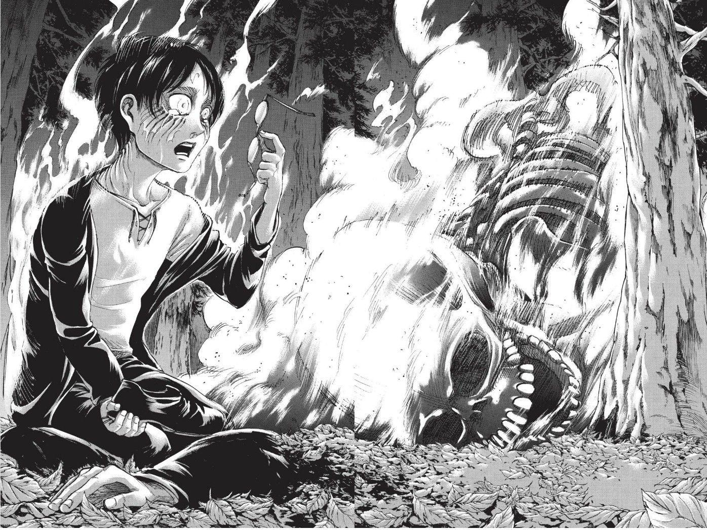 Shingeki no Kyojin  Ch 62