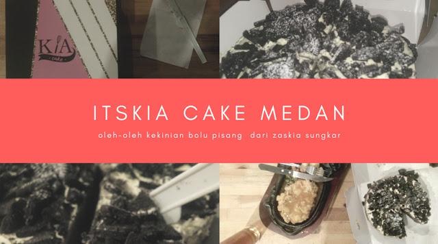 ItsKia Cake Si Bolu Pisang Dari Medan