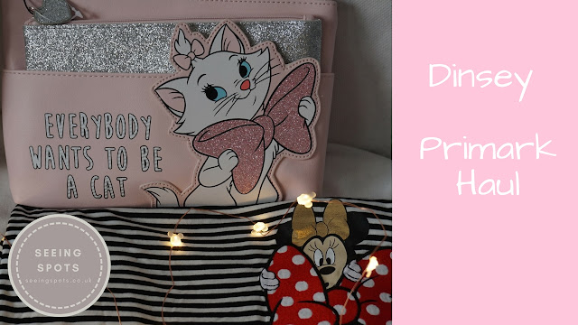 Fashion | Primark Disney Haul