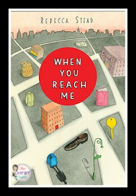 When You Reach Me by Rebecca Stead is a great upper elementary/middle school read about learning to make new friends and accept the differences in others. The main character, Miranda, has recently lost her best friend but gained some new ones, and when she begins receiving mysterious notes from an unknown sender about events in her future.