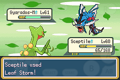 pokemon cloud white 2 screenshot 1