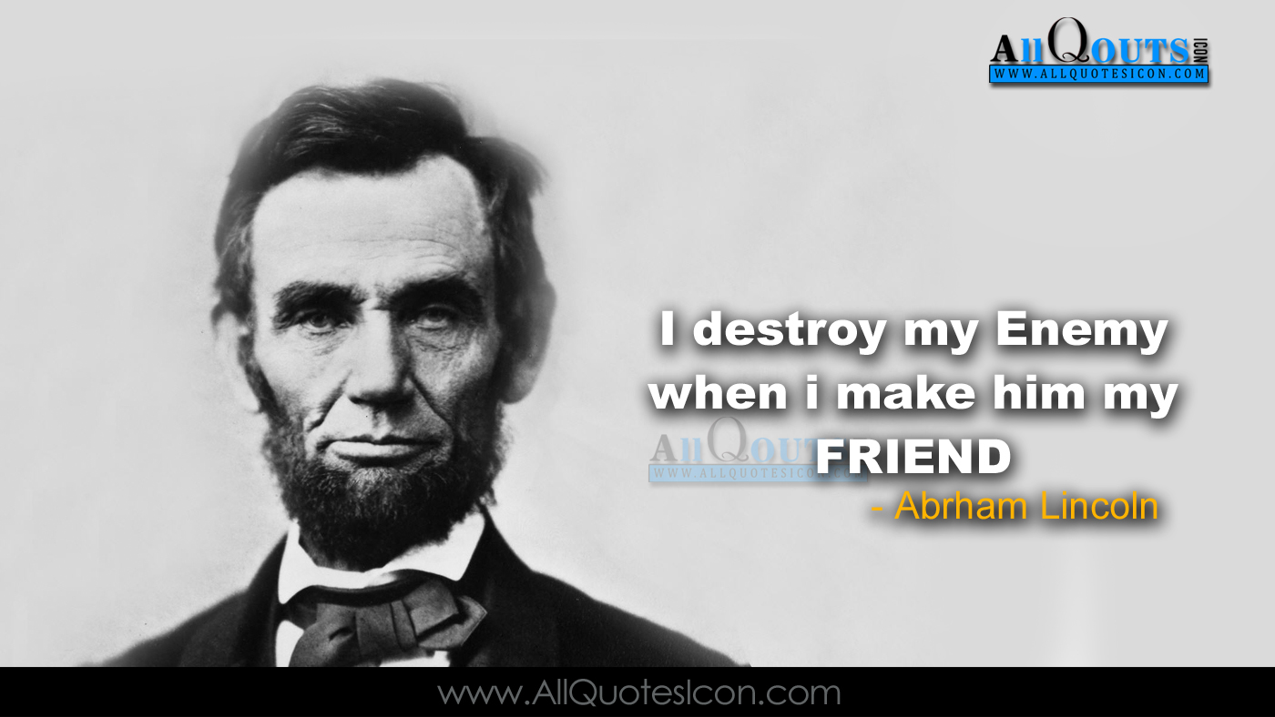 Abraham Lincoln Quotes On Life Best Abraham Lincoln Quotes In English Wallpapers Famous Life