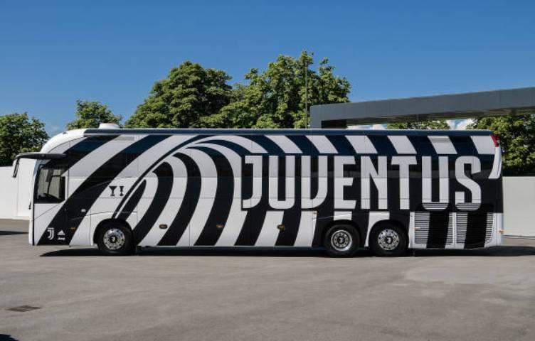 Juventus predstavio novi autobus
