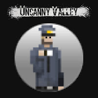 Uncanny Valley Game Logo
