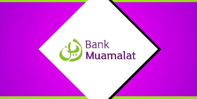 Pinjaman Rekening Koran Bank Syariah Muamalat 2019