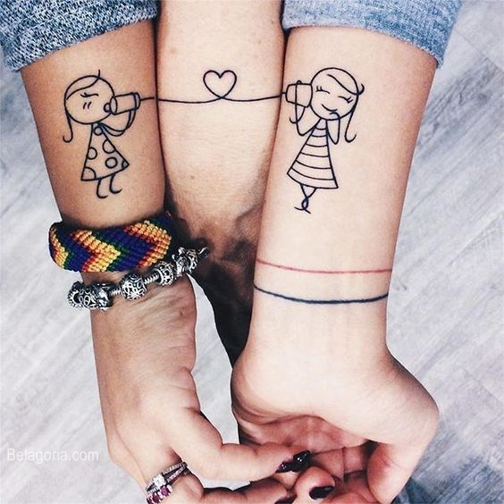 95 Impresionantes Tatuajes De Familia Belagoria La Web De Los