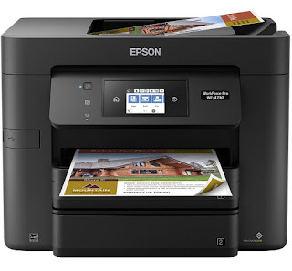 Epson WorkForce Pro WF-4730 Drivers Download