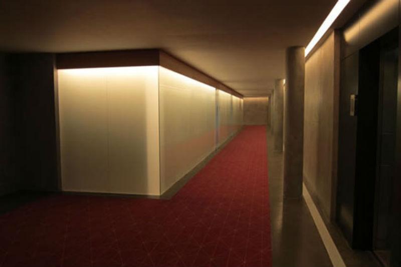 corredor 1 EX MACHINA