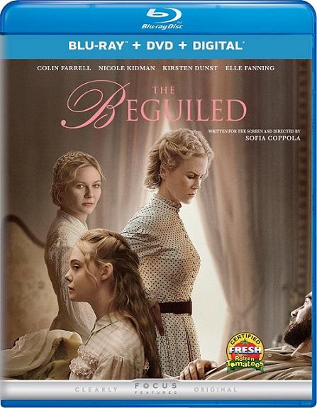 The Beguiled (La Seducción) (2017) 720p y 1080p BDRip mkv Dual Audio DTS 5.1 ch