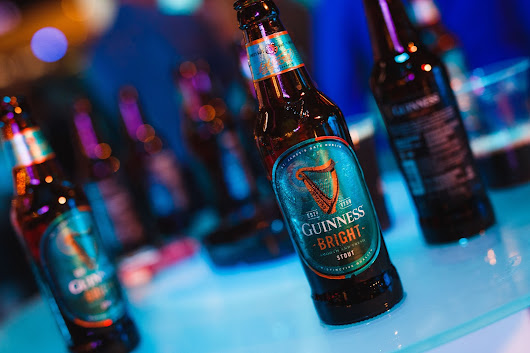 All Things Bright & Beautiful: Guinness Bright——A Brand New Guinness Stout Now Available Exclusively in Malaysia