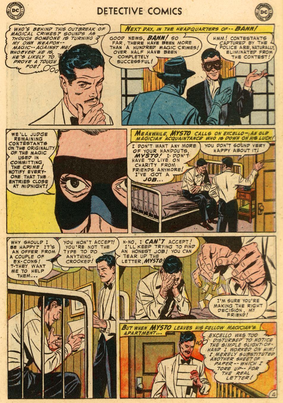 Read online Detective Comics (1937) comic -  Issue #207 - 31
