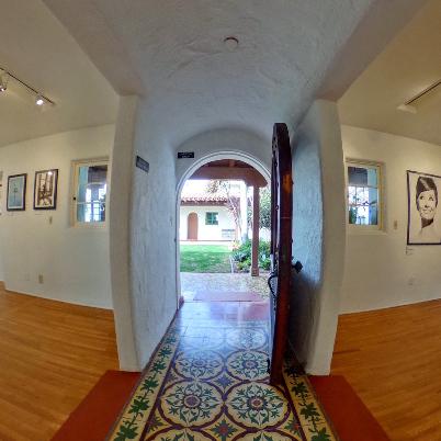 Casa Romantica Art Gallery Exhibition
