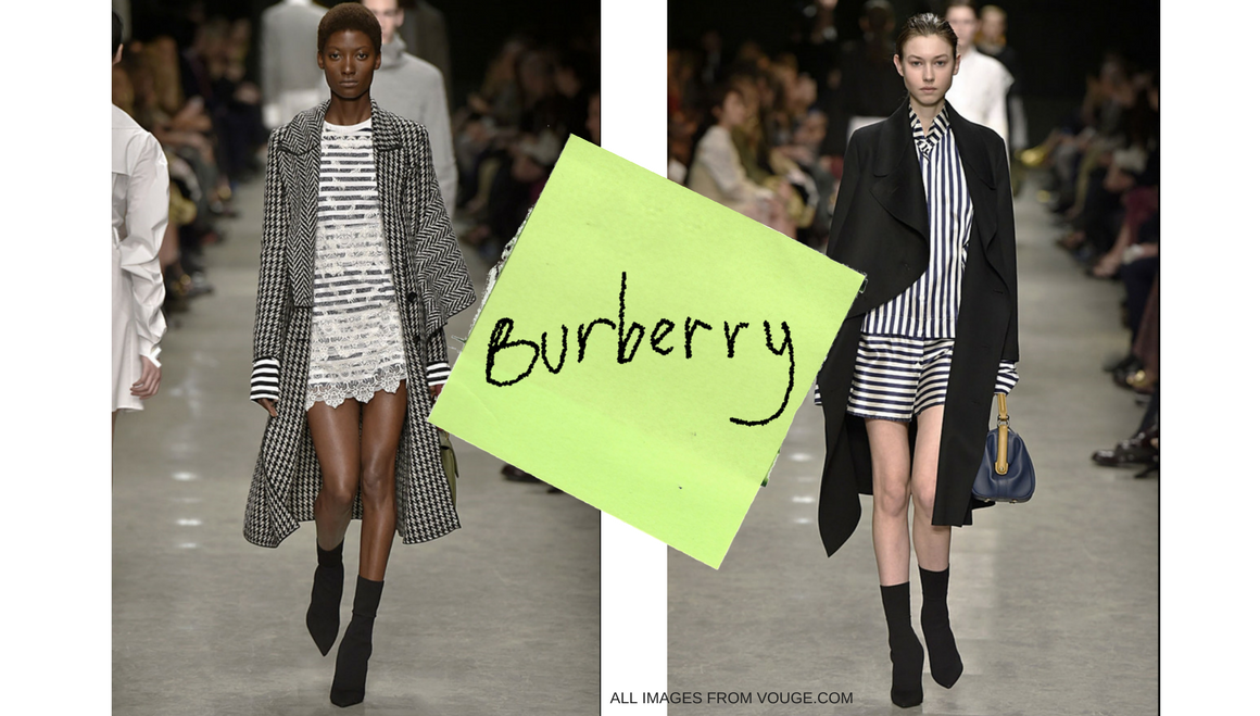Burberry AW17