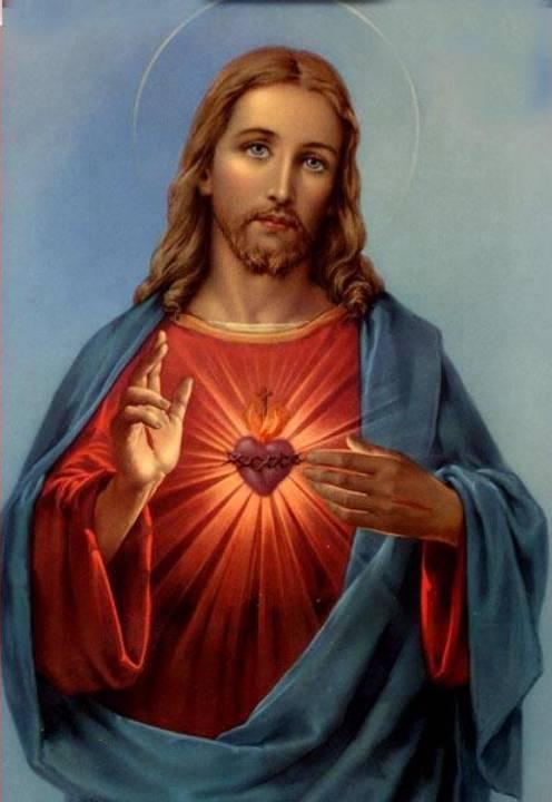 SAGRADO CORAZÓN DE JESÚS - Parroquia San Miguel - Las Heras 6d079aa63be