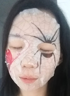 Mask Selfie!