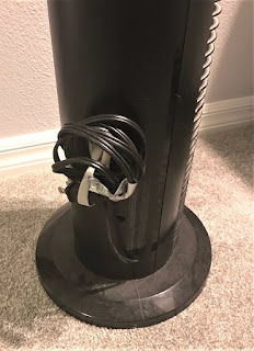 Vornado with Cord Bundler