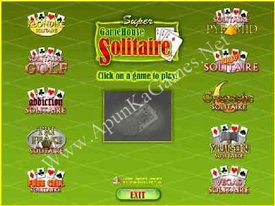 Super Gamehouse Solitaire Pc Game Free Download Full Version