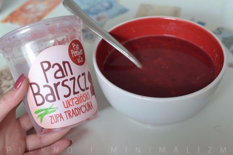 gotowa zupa bez laktozy