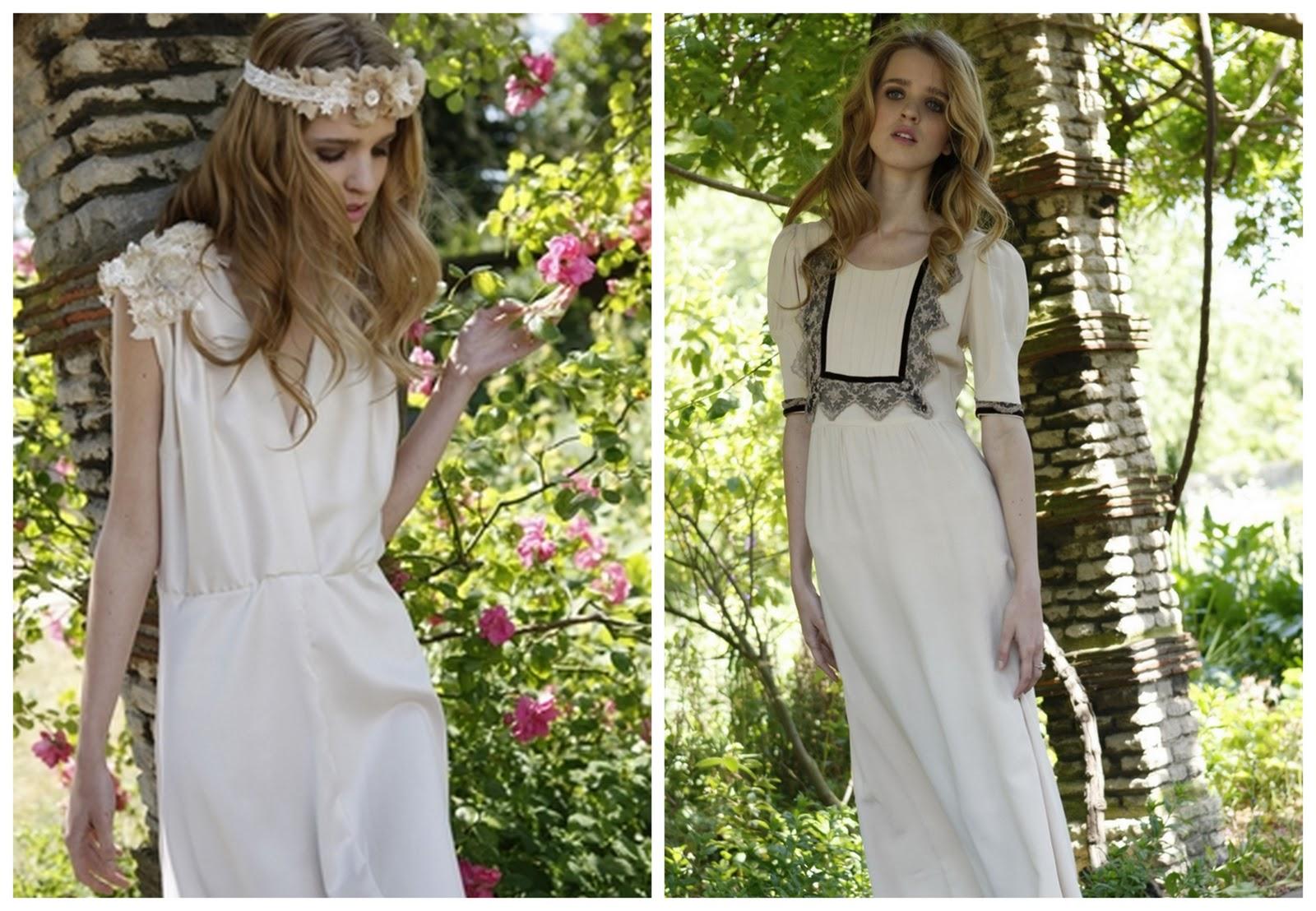 Reasonably Priced Vintage Boho Wedding Dresses From Minna