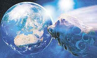 Asteroide muy cerca Tierra