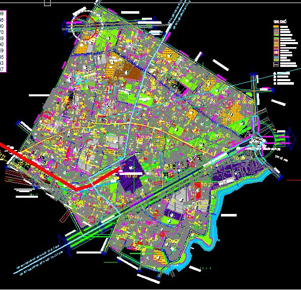 Bản đồ quy hoạch phường Tân Thới Hiệp