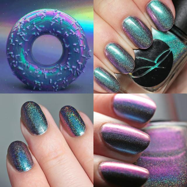 Jior Couture Nail Polish Cosmic Glazed