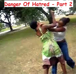 a CHRISTIAN WOMAN FIGHTING