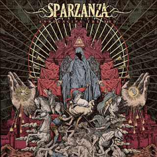 "Sparzanza - ""Whatever Come May Be"" (audio) from the album ""Announcing the End"""