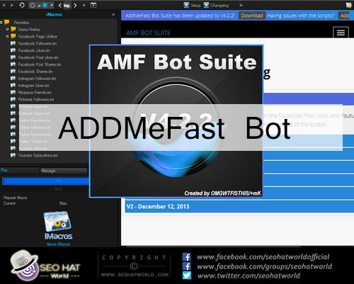 Download Addmefast Bot Suite 4.2.2 Free