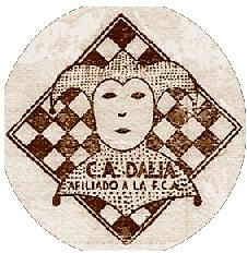 Escudo del Club de Ajedrez Dalia