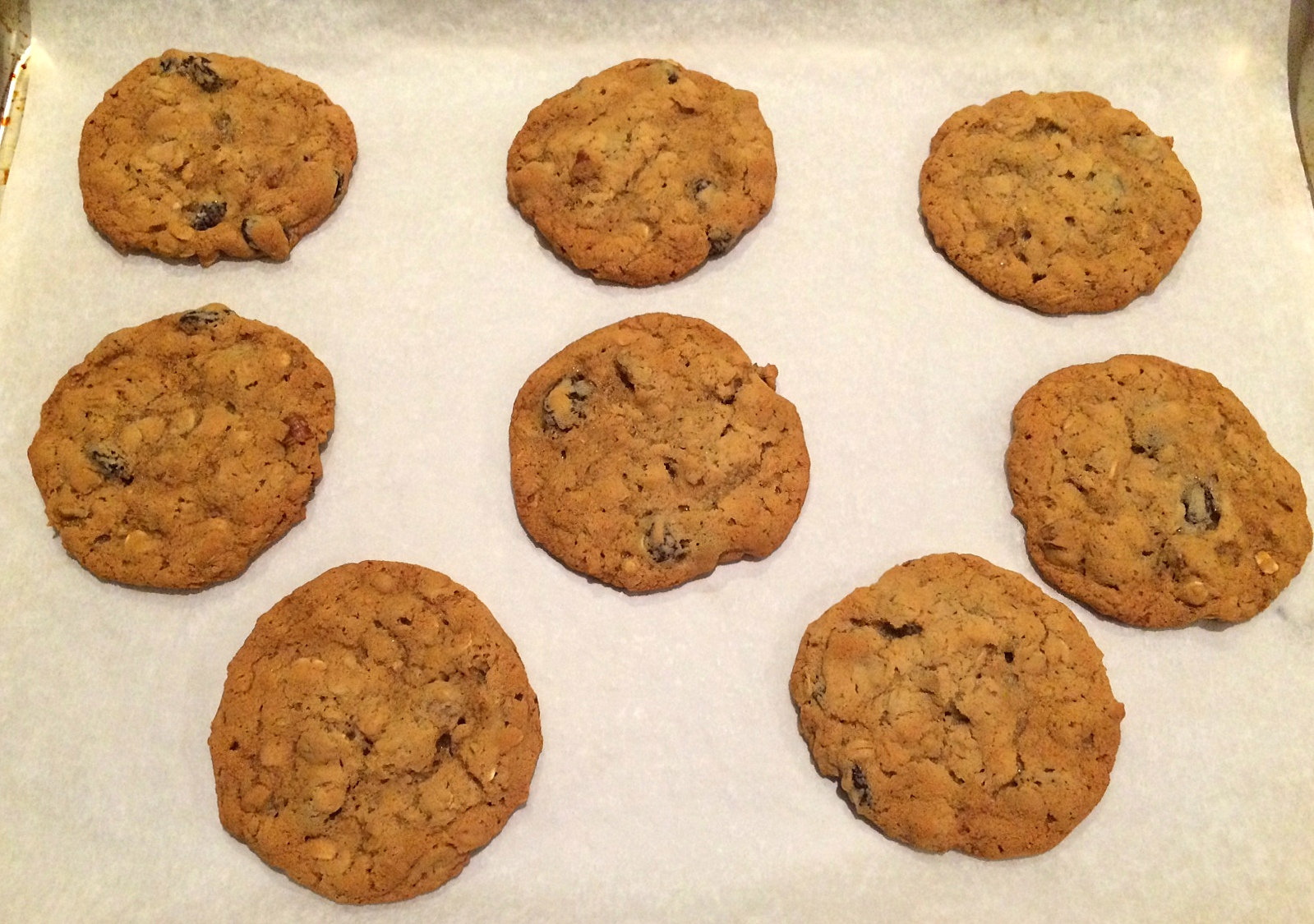 Oatmeal Cookies Cake Boss