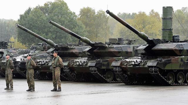 """""""Es un grave error"""": un excanciller alemán critica los planes de fortalecer la OTAN en Báltico"""