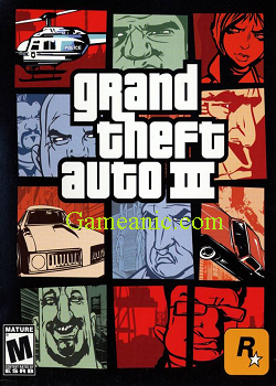 Grand Theft Auto 3 Game Cover