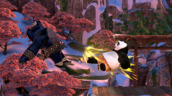 Kung Fu Panda Showdown of Legendary Legends Free Download PC