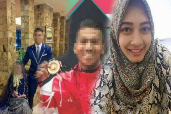 Menikah Dengan Siswi SMK, ini Alasan Menampar Sang Suami Untuk Istrinya