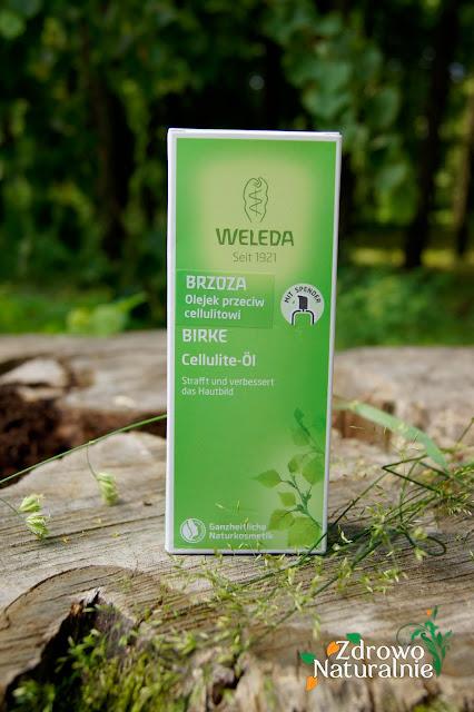 Weleda - Olejek z brzozy przeciw cellulitowi