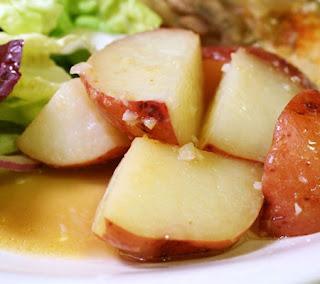 Garlic Red Potatoes Recipe