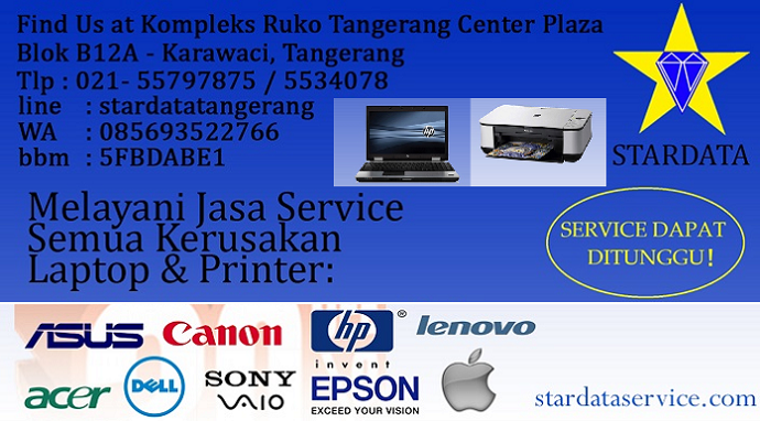 Stardata Service Service Laptop & Printer