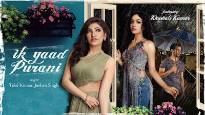Ikk Yaad Purani Lyrics: A latest punjabi song in the voice Tulsi Kumar, composed by Sharib-Toshi while lyrics are penned by Kumaar.