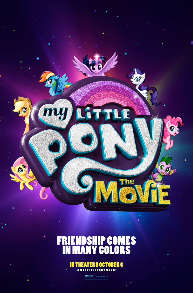 Adoption at the Movies : My Little Pony: The Movie Adoption