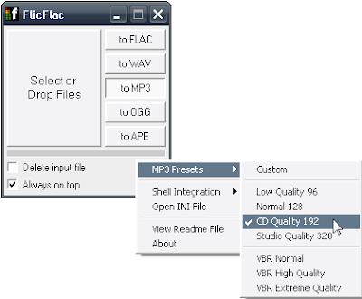 aplikasi untuk conversi file audio