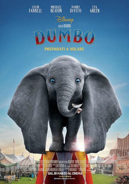 Dumbo Poster Burton