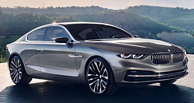 BMW 8-Series Launched in New Renderings