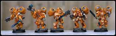 Lamenters Vanguard Veterans Squad