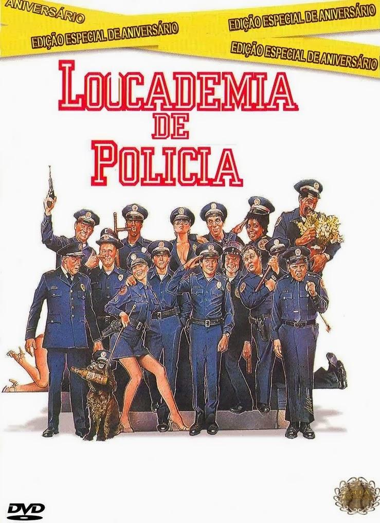 Loucademia de Polícia – Dublado (1984)