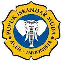 Logo PT Pupuk Iskandar Muda