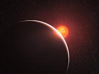 Exoplanet GJ1214b