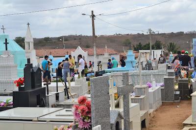 Resultado de imagem para fotos do cemitério de sao paulo do potengi